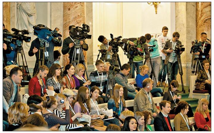 Участники форума в Санкт-Петербурге обсудят национальную идентичность в СМИ