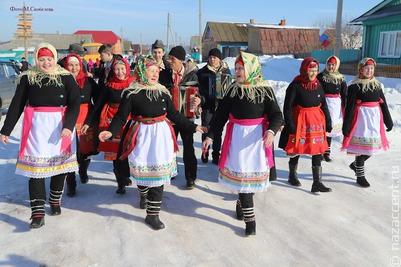 Финно-угорские коллективы Поволжья приняли участие в онлайн-марафоне