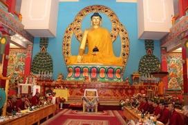 Подозреваемого в осквернении статуи Будды арестовали на два месяца