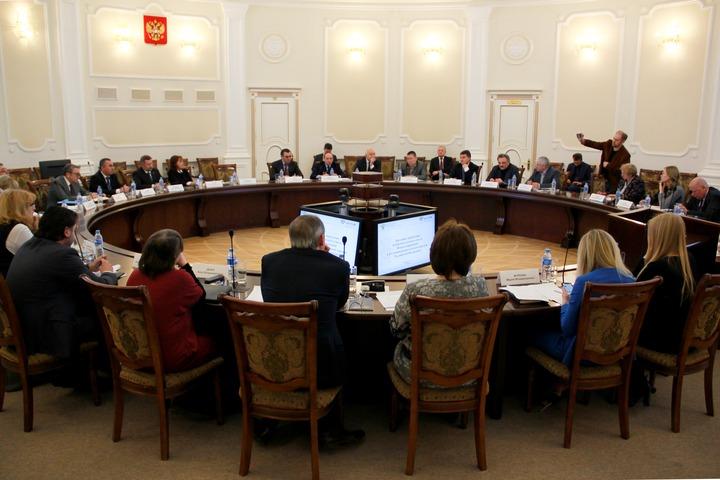 Заседание Фонда сохранения родных языков