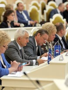 Заксобрание Петербурга поддержало законопроект о добровольном изучении языков