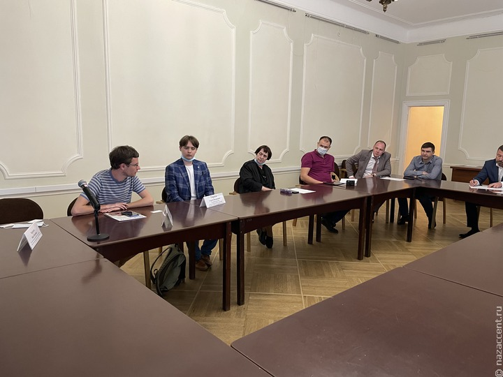 Члены Гильдии межэтнической журналистики встретились с НКО Петербурга