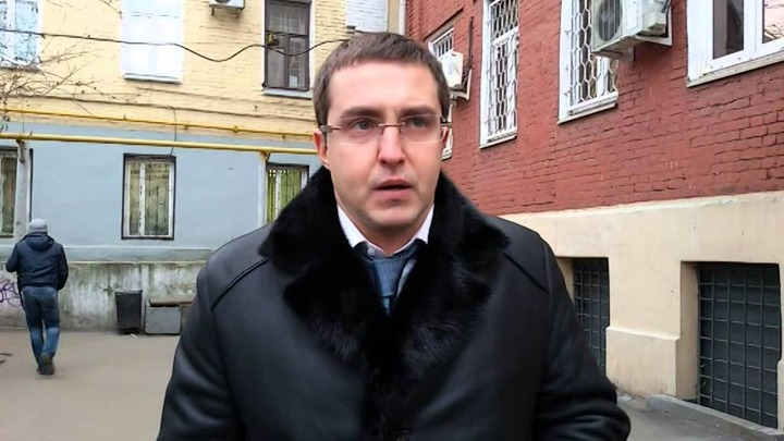 У адвоката Миронова украли документы по делу националиста Поткина