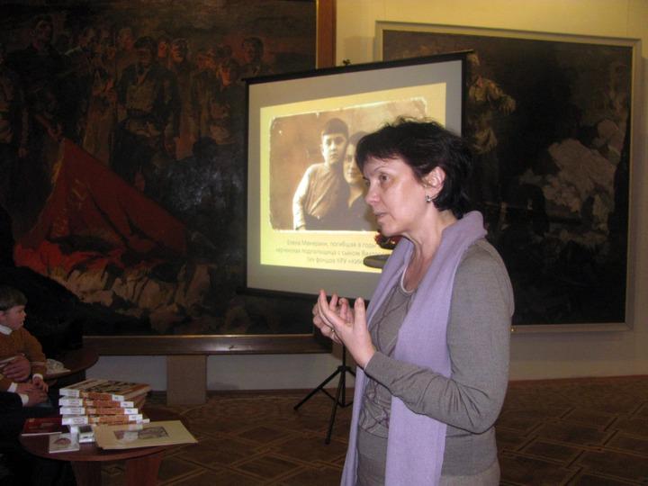 В Керчи прошла акция памяти к годовщине депортации итальянцев