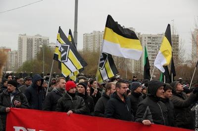 """Русским националистам согласовали проведение """"Правого марша"""" в Люблино"""