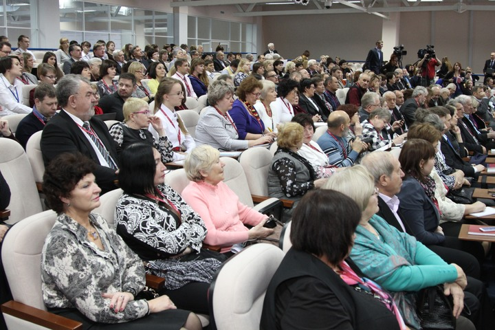 В Омске открылся XIII Форум российских немцев