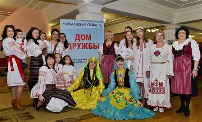"""В Мурманске пройдет ежегодный """"Праздник дружбы"""""""