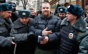 Суд рассмотрит жалобу Демушкина на домашний арест