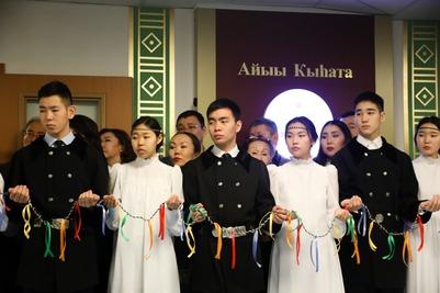 """Национальная школа """"Айыы кыhата"""" открылась в Якутске"""