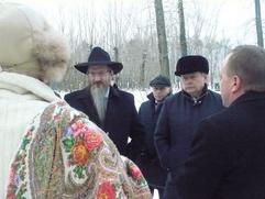 Противница строительства еврейского центра в Перми объяснилась с полицией