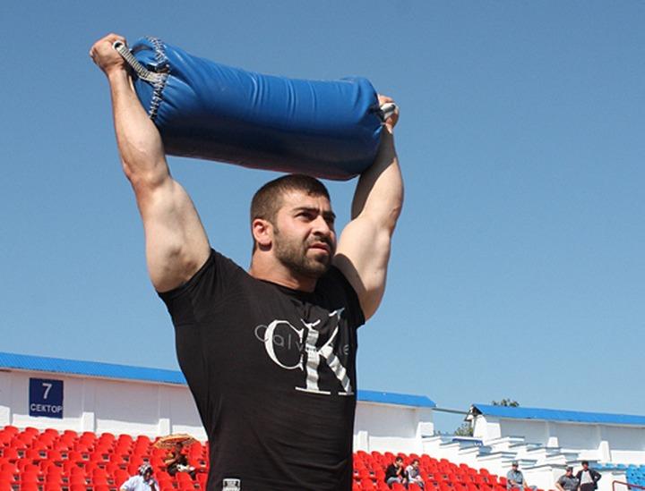 Сильнейшими спортсменами Кавказа стали дагестанцы
