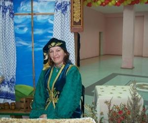 Закия Валитова