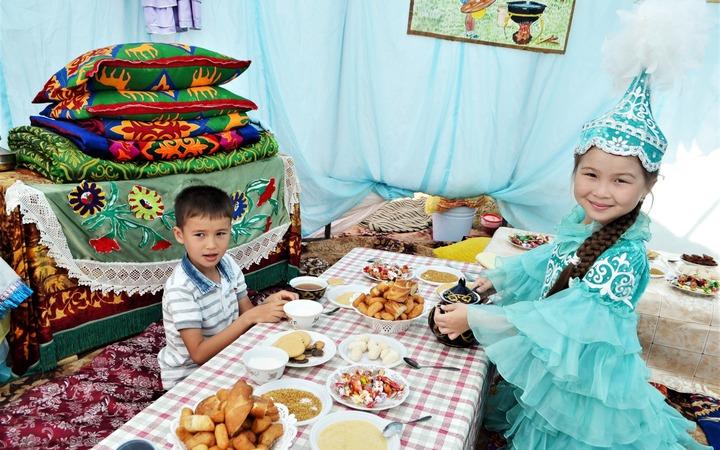 """Казахи Оренбуржья собрались на """"Степной той"""""""