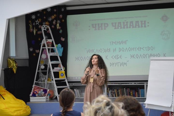 В Хакасии стартовал международный этнический фестиваль кукольных театров Чир Чайаан