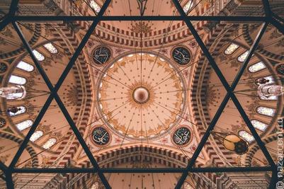 Новую соборную мечеть в Симферополе распишут мастера из Турции