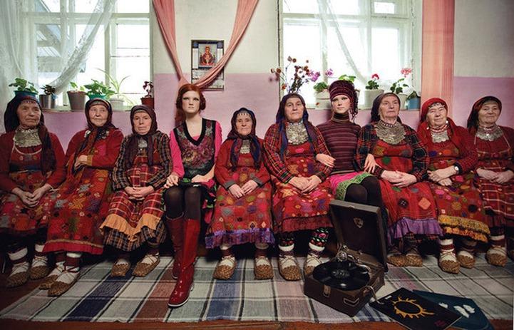 """""""Бурановские бабушки"""" поработают в Татарстане"""