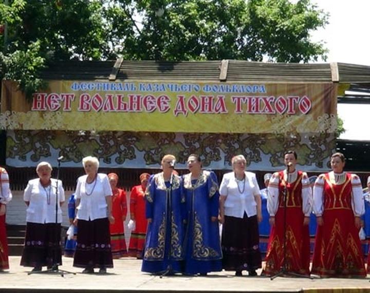 В станице Старочеркасской пройдет фестиваль казачьего фольклора