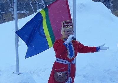 Международный день саамов отметили выставками и обрядами в Мурманской области