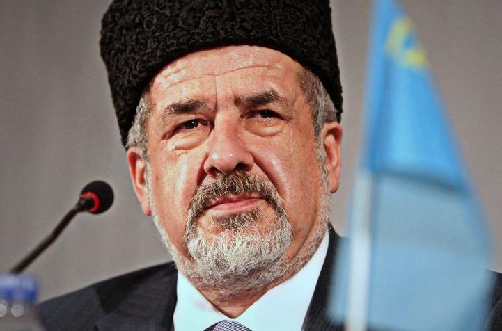 На главу крымскотатарского Меджлиса завели уголовное дело