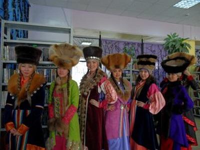 В Хакасии провели фестиваль национальных свадеб
