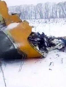 В Москве на день отменили масленичные развлечения из-за крушения Ан-148