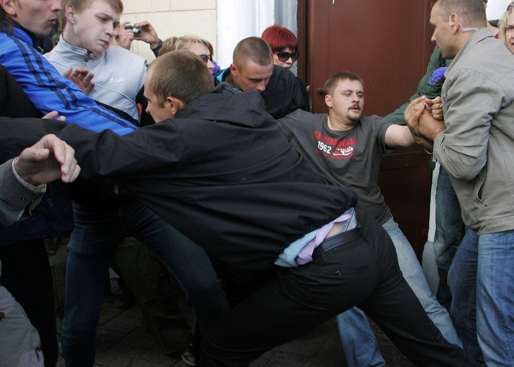 Двух уроженцев Ингушетии осудили за избиение на почве национальной ненависти