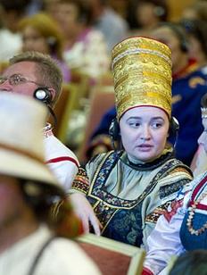 Съезд финно-угорских народов России состоится в Сыктывкаре