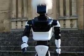 Робот Мамед в папахе проведет экскурсии по цитадели Нарын-Кала в Дербенте