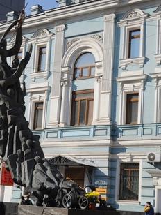 В Москве осетины поймали осквернившего памятник жертвам Беслана