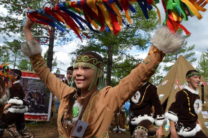 Эвенкийский фестиваль с гостями из Китая и Монголии планируют провести в Якутии