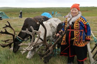 В Ненецком округе создадут этноатлас национальных объединений региона