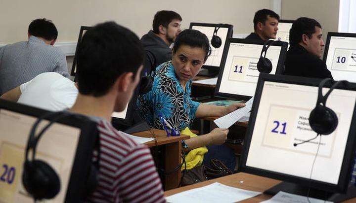 С 1 января для мигрантов стал платным сертификат о знании русского языка