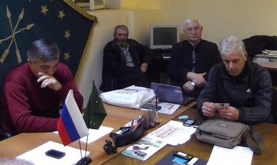 """Члены """"Адыгэ Хасэ"""" Майкопа и Адыгеи назначат дату съезда адыгского народа"""