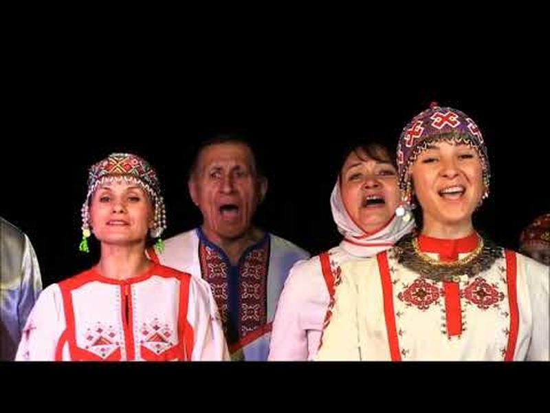 """Московский чувашский хор """"Атал"""". Приветствие"""