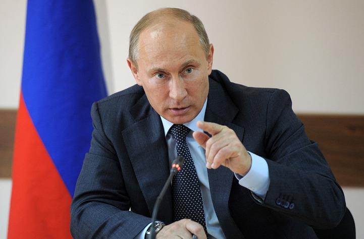 Путин призвал политические НКО решать общенациональные задачи