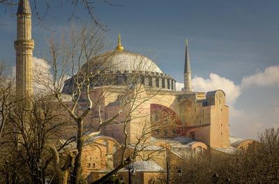 Верховный атаман Союза казаков назвал превращение Софийского собора в мечеть вызовом казачеству