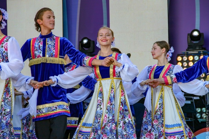 День культуры славянских народов отметят в Москве