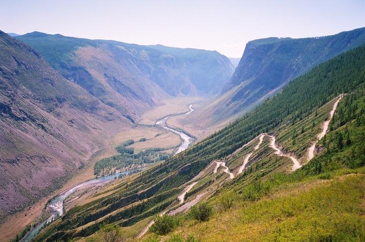 Кемпинг с экоюртами тюркских народов появится в Алтайском крае