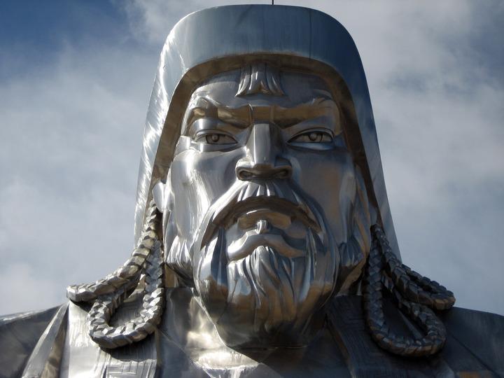 Бурятия хочет использовать Чингисхана как бренд Республики