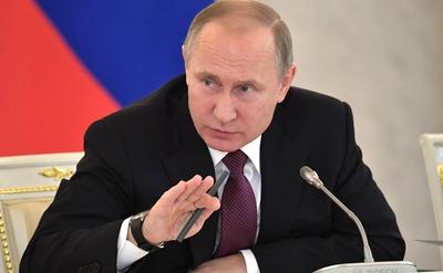 """Путин одобрил идею """"собирания собственного народа"""""""