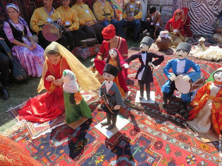 """Юбилейный фестиваль фольклора """"Горцы"""" состоится в Дагестане в 2022 году"""