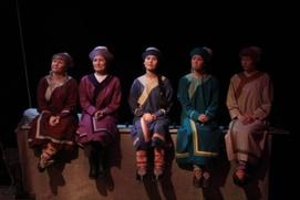 Фестиваль финно-угорских театров прошел в Йошкар-Оле