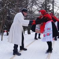 """Марийский календарно-обрядовый фестиваль """"Уярня курык"""""""