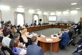 Государственную национальную политику обсудили на Конгрессе народов России в Нижнем Новгороде