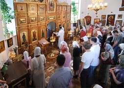 В Самаре прошла первая церковная служба на чувашском языке