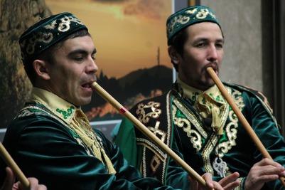 В Иркутске проведут этап фестиваля старинных национальных инструментов