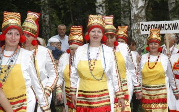 В Оренбургской области состоялся фестиваль эрзяно-мокшанской культуры