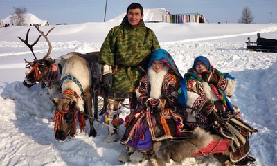 На Ямале наградили лучших авторов, пишущих на языках народов Севера