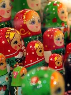 """Ярмарка народных промыслов """"Ладья. Зимняя сказка"""" прошла в Москве"""