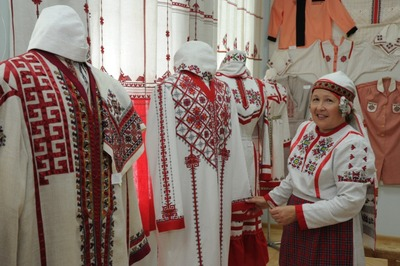 В Чебоксарах открылся Музей чувашской вышивки